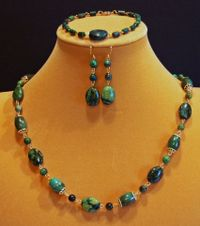 Chrysocolla with gold_edited-1