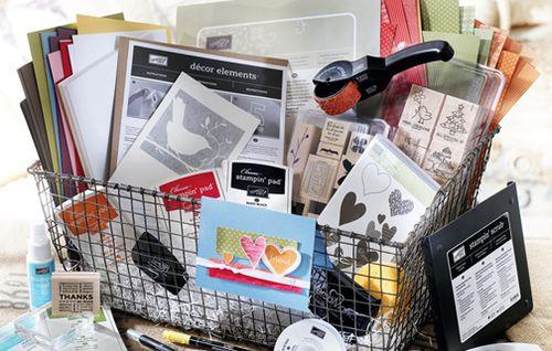 Starter kit in shopping cart resized