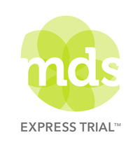 MDS trial logo
