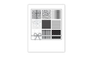 DSP Square Patchwork Template