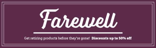 FAREWELL 2015-16