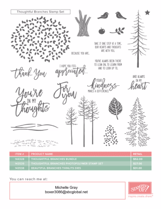 Thoughtful branches flyer page 2